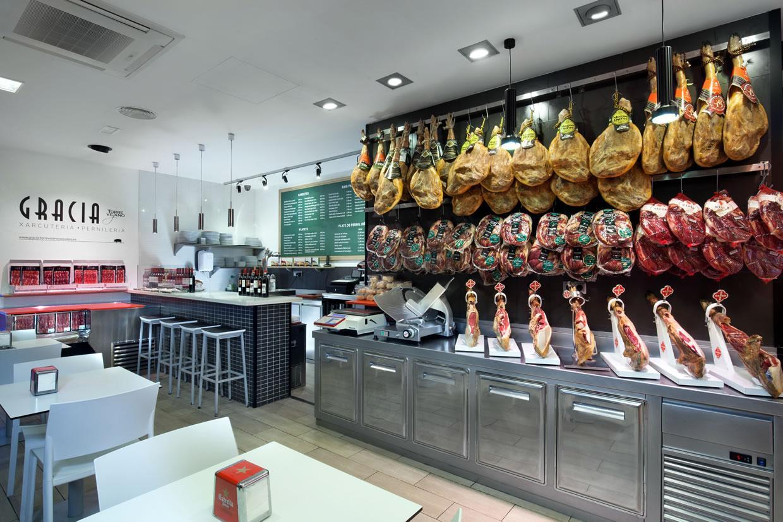 Comprar jamón ibérico en Vilanova i la Geltrú