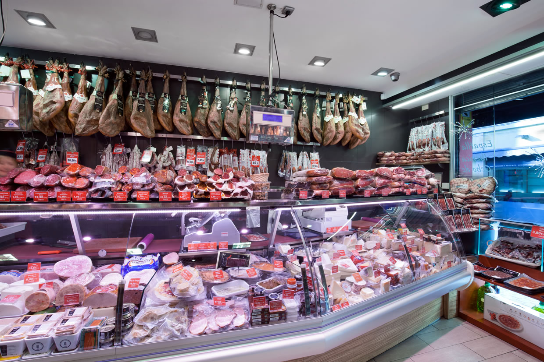 Comprar jamón en Vilanova i la Geltrú